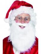Barba da Babbo Natale per adulto