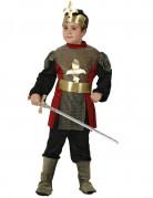 Travestimento cavaliere medievale bambino