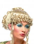 Parrucca bionda da dea greca donna