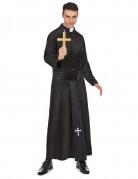 Travestimento da prete per uomo