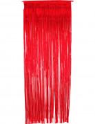 Tenda rosso brillante
