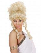 Parrucca donna da dea bionda