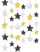 6 sospensioni con stelle