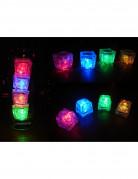 Cubetti di ghiaccio luminosi a LED