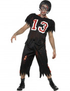 Costume giocatore football zombie