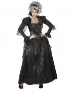 Costume da donna contessa dark Halloween