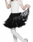 Gonna nera per costume da ballerina