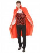 Mantello rosso uomo vampiro