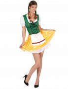 Costume bavarese da donna