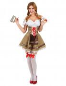 Costume per donna tradizionale bavarese
