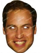 Maschera di carta del principe William