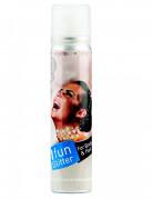 Spray per corpo e capelli argento