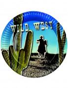 Piatti a tema western