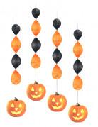 Decorazione a forma di zucca per Halloween
