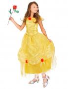 Costume principessa giallo per bambina