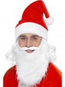 Set accessori da Babbo Natale per adulti