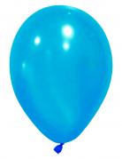 24 palloncini di colore blu scuro
