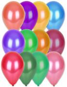 100 palloncini multicolore