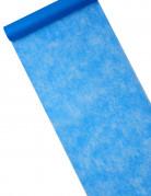 Runner da tavola in tessuto non tessuto blu reale