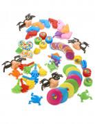 64 regalini colorati per bambini