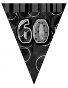 Ghirlanda 60 anni con bandierine
