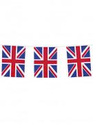 Ghirlanda con bandiere del Regno Unito