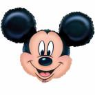 Palloncino in alluminio a forma di faccia di Topolino originale Mickey Mouse™