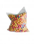 1000 Palline per cerbottana multicolore
