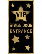 Cartellone per porta VIP