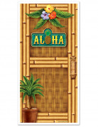 Decorazione da porta in stile Hawaii
