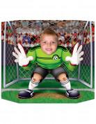 Cartellone per foto portiere di calcio