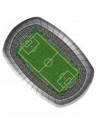 8 piatti di carta Stadio di calcio