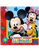 20 tovagliolidi carta Mickey Mouse™ di 33 x 33 cm