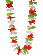 Collana floreale Italia per adulti