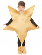 Vestito Da Stella Per Recita Di Natale.Costume Dorato Da Stella Per Bambino Su Vegaooparty Negozio Di