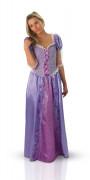 Costume da Raperonzolo Disney™ per adulto