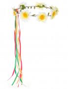 Corona di fiori per adulto
