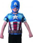 Armatura Captain America The Winter Soldier™ per bambino
