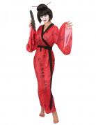 Costume Geisha giapponese da donna