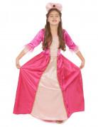 Costume principessa di corte per bambina
