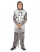 Costume da bambino da cavaliere medievale