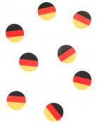 Coriandoli da tavola bandierine Germania