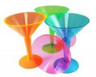 12 coloratissimi bicchieri