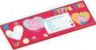 20 inviti di compleanno Peppa Pig™