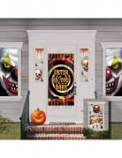 Set di 33 decorazioni orrorifiche per Halloween