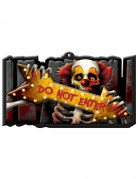 Cartello decorativo per Halloween