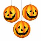 Zucche da appendere Halloween