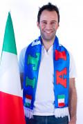 Kit tifoso dell'Italia