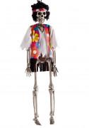 Uno scheletro da appendere per Halloween