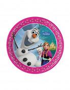 Set di 8 Piattini misura 20 cm Frozen-Il Regno di Ghiaccio™